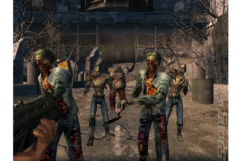 Screens: The House Of The Dead 2 and 3: Return - Wii (4 of 20)