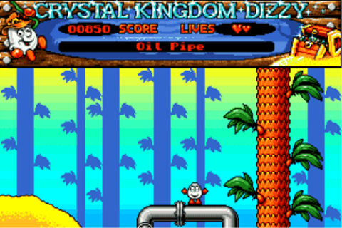 Download Crystal Kingdom Dizzy - My Abandonware