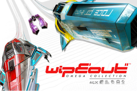 Wipeout Omega Collection PS4 News: Classic racing game set ...