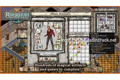 Avernum: Escape From the Pit iSO Cracked ~ Download Games ...