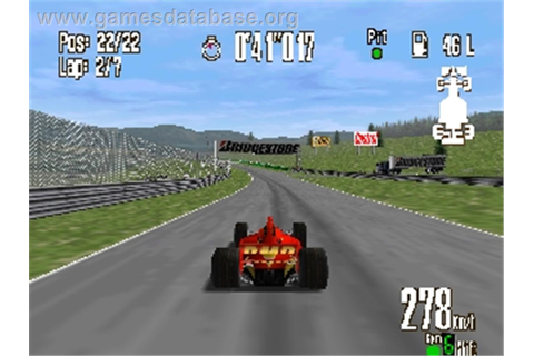 Monaco Grand Prix Racing Simulation 2 - Nintendo N64 ...
