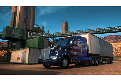 Download ATS | American Truck Simulator Game