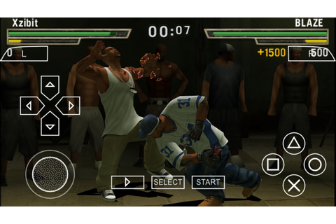 Def Jam Fight for NY Take Over PSP ISO Free Download ...