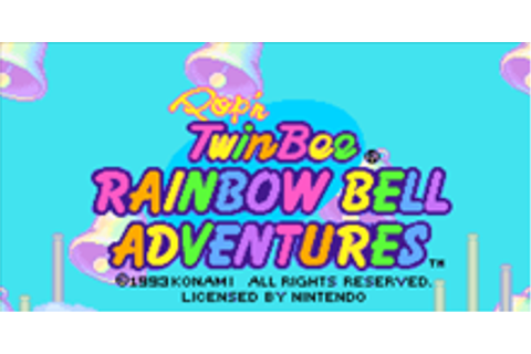 Pop'n Twinbee: Rainbow Bell Adventures Download Game ...