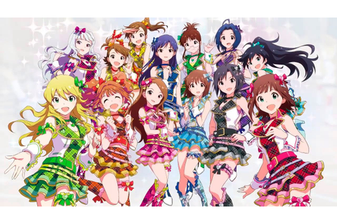 The Idolm@ster: One For All Second Trailer - YouTube