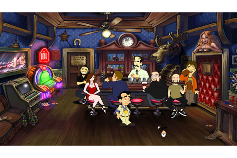 Preview: Leisure Suit Larry: Reloaded