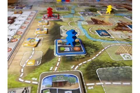 Great Western Trail review: A brilliant strategy game ...