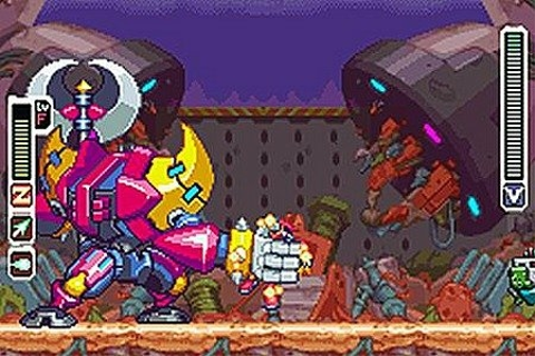 Megaman Zero 4 - Game Boy Advance : Référence Gaming