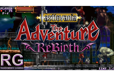 Castlevania: The Adventure ReBirth - Nintendo Wii - Stage ...