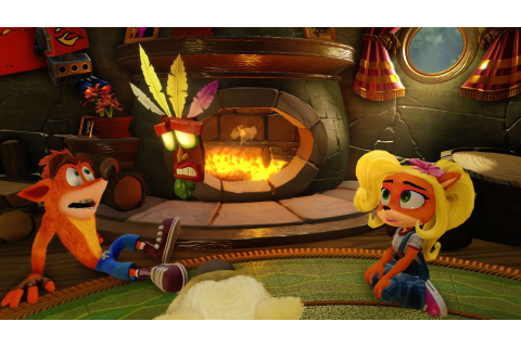 Crash Bandicoot N.Sane Trilogy is spinning onto Nintendo ...