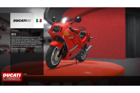 Download DUCATI - 90th Anniversary Full PC Game