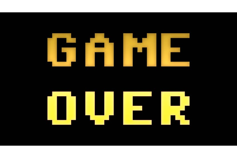 GAME OVER DO YOU WANT TO CONTINUE / GAME OVER CONTINUE ...