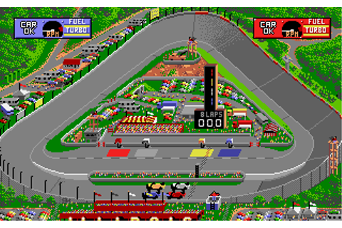Download Danny Sullivan's Indy Heat - My Abandonware