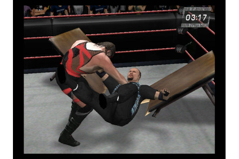 Games Mania: wwe raw game