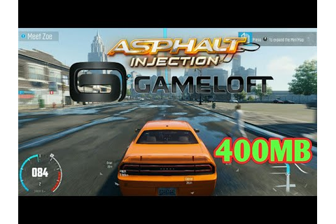 How To Download Asphalt injection for Android - YouTube