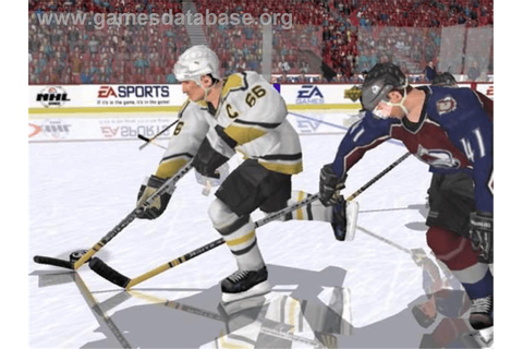 NHL 2002 - Microsoft Xbox - Games Database