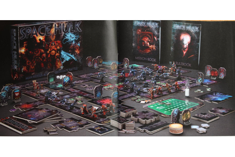 Space Hulk Is Back! Full Contents & Details Within ...