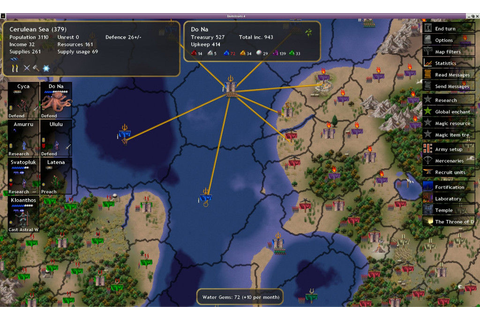 Dominions 4: Thrones of Ascension announced by Illwinter ...