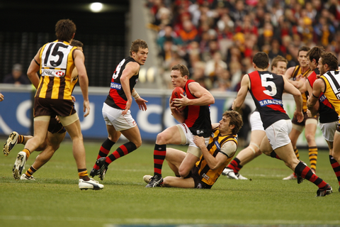 Aussie Rules Football - AFL with a local host — Melbourne ...