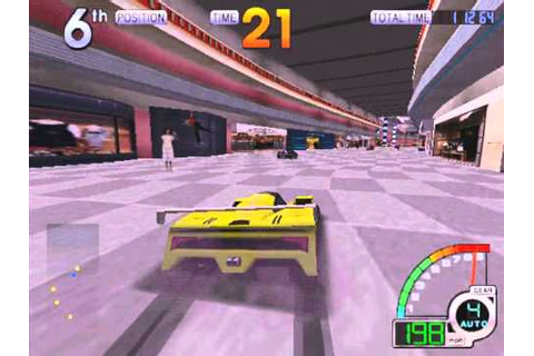 California Speed (Arcade Game, CHD) - YouTube