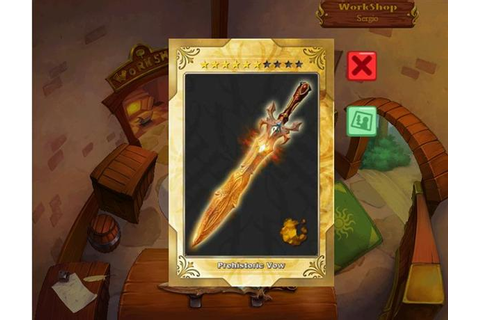 Sword Quest « Facebook Game