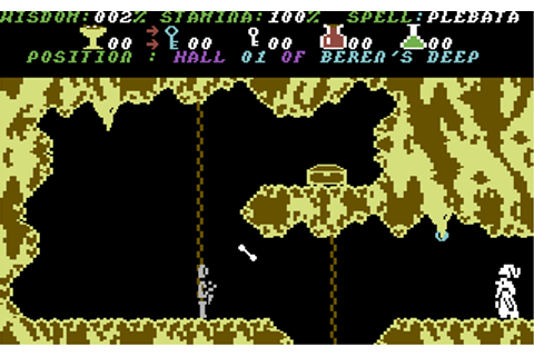 Doriath - Commodore 64 Game / C64 Games, C64 reviews ...