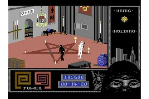 C64 Longplay - The Last Ninja 2 - YouTube