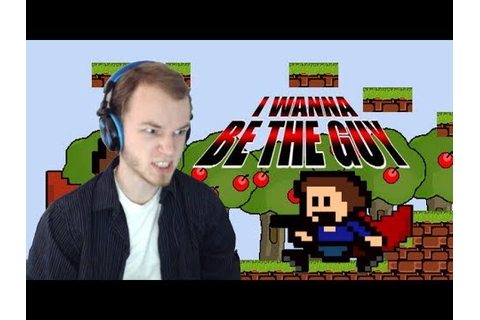 Let's Play I Wanna Be the Guy: The Movie: The Game | Part ...