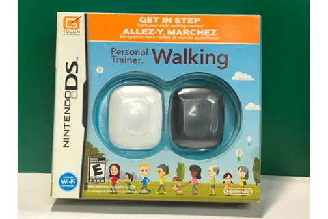 Personal Trainer: Walking (Nintendo DS, 2009) | eBay