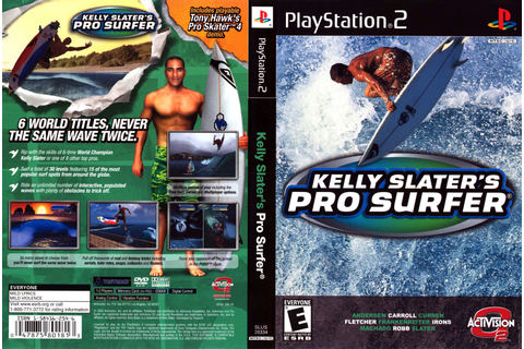 Kelly Slater's Pro Surfer (2002) I've been waiting years ...