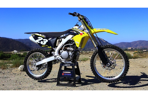 First Ride 2016 Suzuki RMZ 250 - Motocross Action Magazine ...