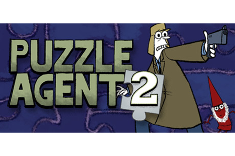 Puzzle Agent 2 (PC) - The Game Hoard