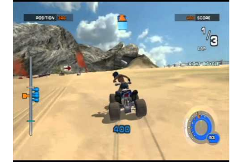 ATV Quad Power Racing 2 - Xbox Gameplay - YouTube