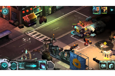Shadowrun Returns Gameplay PC[HD] - YouTube