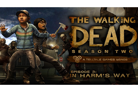 Games Fiends - The Walking Dead: In Harms Way (PC) Review