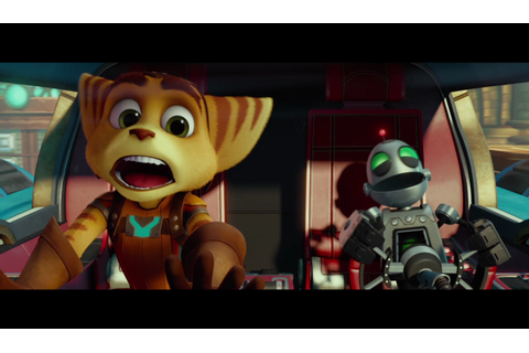 Ratchet and Clank film review: Straight to video game ...