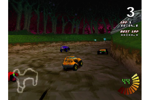 RC Revenge (2000) by Acclaim Studios Cheltenham PS game