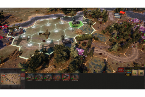 Panzer Strategy on Steam