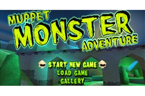 Muppet Monster Adventure PS1 ISO - Download Game Roms Isos