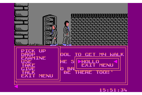 Grange Hill: The Computer Game (1987) by Binary Design ...