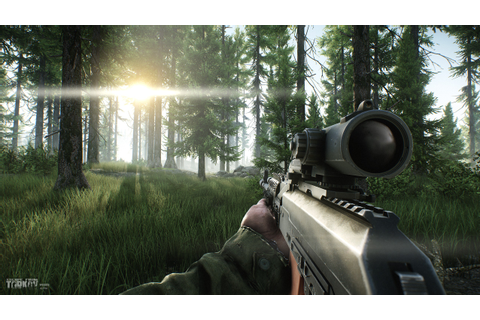 Escape from Tarkov, War Game, First person shooter, Video ...