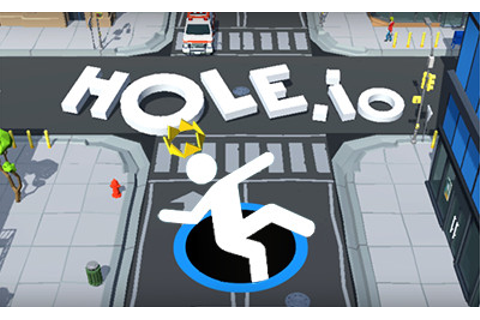 Hole.io - .io Games - Games XL .com