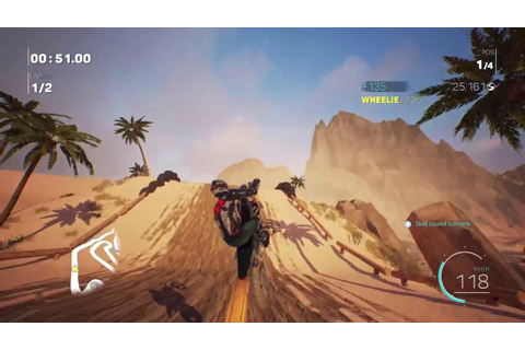 Moto Racer 4 - Gameplay Motocross - PS4 - YouTube