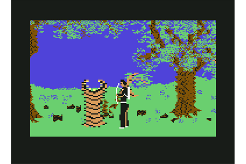 Download Beyond the Forbidden Forest (Commodore 64) - My ...