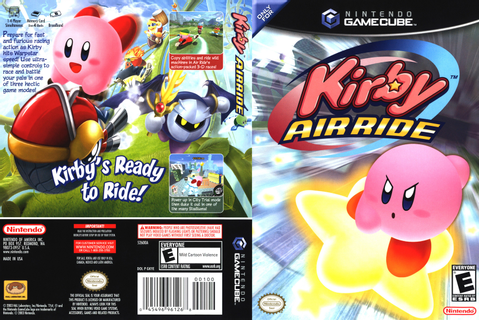 Kirby Air Ride : nostalgia