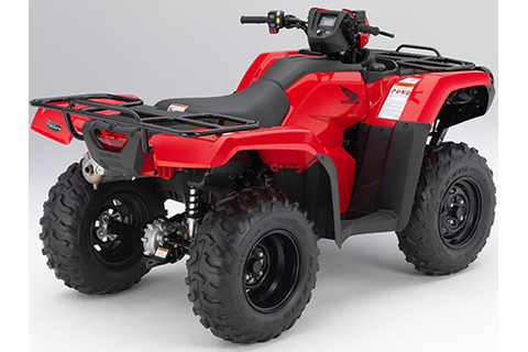 2015 Honda FourTrax Foreman 4x4 Review - Top Speed