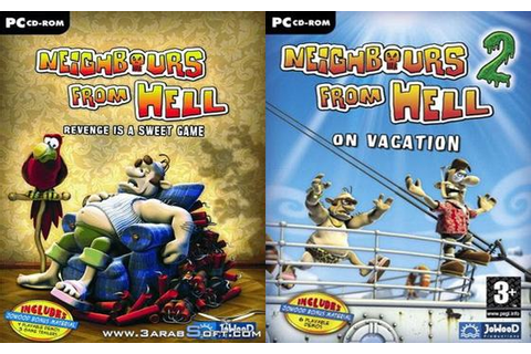 Download Mecanico: Neighbours From Hell 1 & 2
