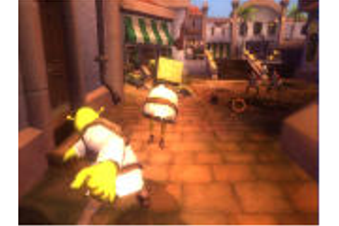 Shrek the Third for PlayStation 2 (2007) - MobyGames