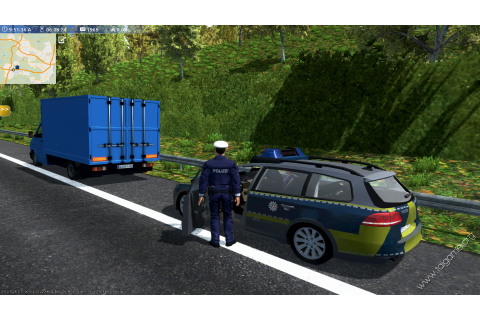 Autobahn Police Simulator - Download Free Full Games ...