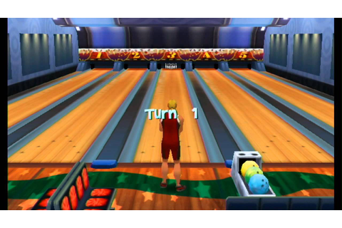 101 in 1 Sports Party Megamix - Bowling - Nintendo Wii ...